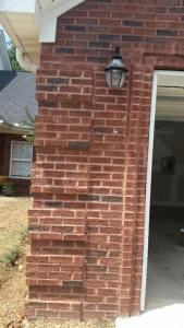 waterproofing knoxville wall repair after