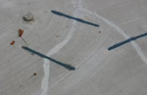 cracked concrete slab repair
